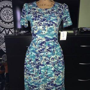 LuLaRoe Amelia Dress NWT